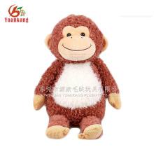 2016 new design monkey animal stuffed plush toys wholesale in China