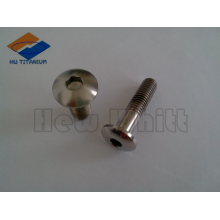 high end Titanium cap bolt with torx