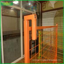 Panneaux de clôture temporaires du Canada (usine)