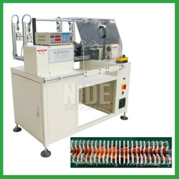Automatic Large stator cnc coil winding machine for three phase motor