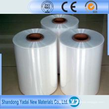 Handliche Stretchfolie Schrumpffolie Folie / PE / LDPE / LLDPE / HDPE Verpackung Transfer