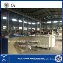 PVC-weiche Blatt-Verdrängungs-Maschine