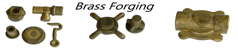 OEM precision brass forging accessory