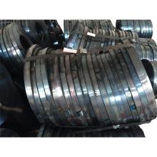 Correa de hierro de acero negro para el embalaje