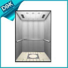 Passenger Elevator with Hairline Stainless Steel