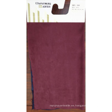 Tejido de seda de alta calidad Curpo y tejido de seda