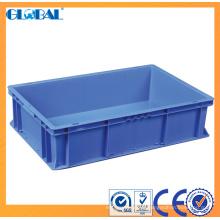 Recipiente plástico para campo logístico / plástico Recipiente empilhável