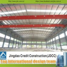 Taller de producción de estructura de acero prefabricado de alta calidad