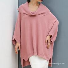 Damenmode 100% Kaschmirpullover Kleidung