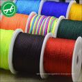 Fashion colorful nylon woven cord