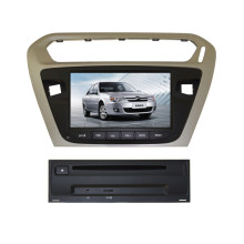 Windows CE Car DVD Player for Citroen Elysee (TS8519)