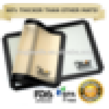 """Non Stick Silikon Backmatte (2er Packung) - Professionelle Grade - Passend für Halbfarbtonwannen - 16 """"X 11"""" - Leicht zu reinigen,"""