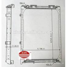 MAN F90-2 / F2000 MT (1994) radiador pesado del carro 81061016407 para la venta