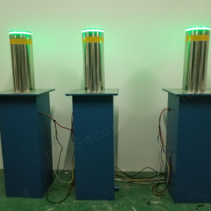 Anti-Terrorist Safety Automatic Hydraulic Rising Bollards