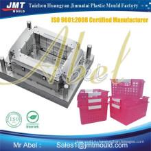 новый продукт пластиковые корзины плесень