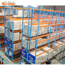 heavy duty warehouse storage steel van pallet racking