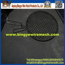 Alambre de parrilla de barbacoa de alta calidad ISO9001