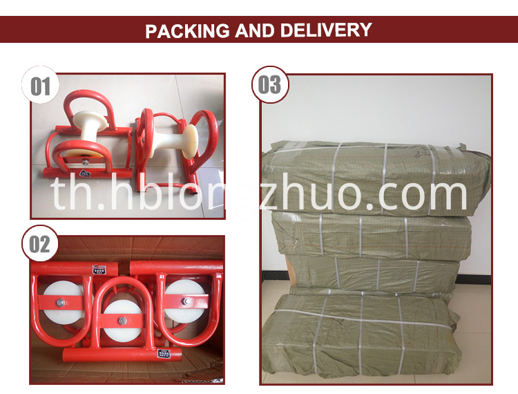 Cable Roller Packing