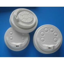 Cup Lids Thermoformimg White Plastic Sheet HIPS