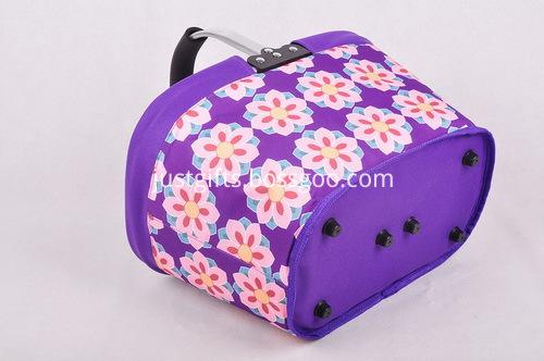 600D Folding Cooler Shopping Basket (4)