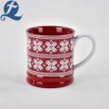 Мода популярный стиль на заказ уникальная красочная печать керамическая кружка кофе для подарка