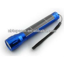 Alta calidad Ni-MH batería Linterna solar LED