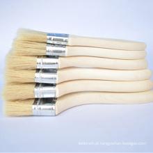 Escova de pintura a óleo durável de venda barata e quente
