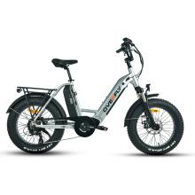 Bicicleta elétrica pequena de pneu gordo XY-Golf