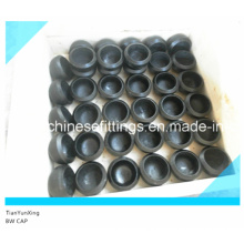 Butt Welded Seamless Caps Carbon Steel Pipe Fitting