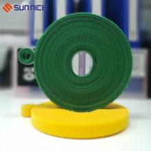 Le plus nouveau nylon a adapté les organisateurs de wraps de câble de boucle de crochet