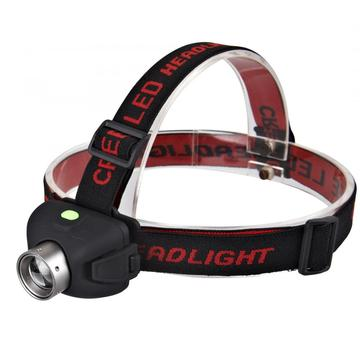 Bright Headlamp Rubberized