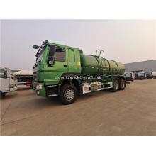 Howo 6x4 refueling gasoline fuel oil tank truck