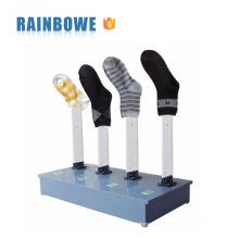Rainbowe the most economical small size sock ironing setting boarding machine