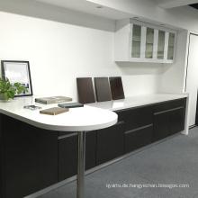 Hohe Qualität unserer Büro Holzfurnier Küchenschrank
