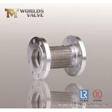 Junta de tubo de aço inoxidável (WDS)