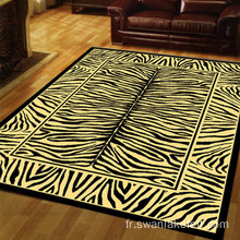 Tigre voyages plancher tapis tapis Shaggy Polyester 100 %
