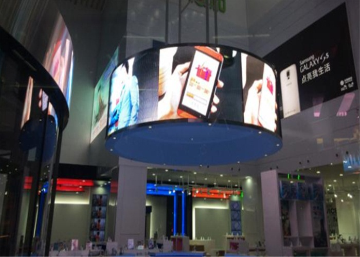 Ultra Slim P10 Indoor LED Display