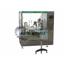 Mechanical Hand Type Filling Plugging And Capping Machine DTNX-60Y