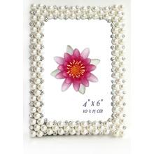 Perle et diamant Photo cadre pour Photos de mariage