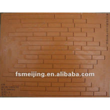 Temperature resistance mosaic tile mould
