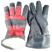 NMSAFETY Нитрил 2014 пропиткой светоотражающие зимние перчатки
