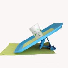 Anti slip paper tray mats for train