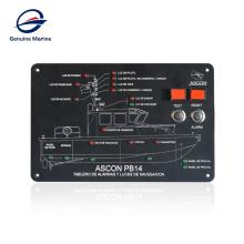 Marine boat yacht car caravan customized alarm control panel