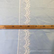 White Ribbon Bulk Lace Trim by Yard