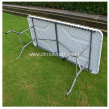Rectangle Outdoor Plastic Folding Table