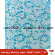 Hot Sell Guipure Lace with Stone 3027