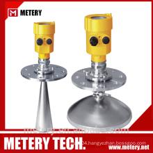 High frequency corrosivity liquid radar guided wave level meter