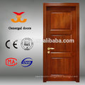 CE paint finish hotel internal room wooden doors