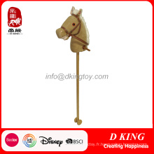 Hobby Stuffed Antique Stick Cheval Peluche