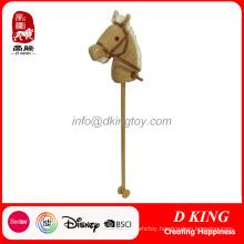 Hobby Stuffed Antique Stick Horse Plush Toy